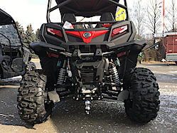 CFMOTO ZForce 800 4x4 LOF Buggy SxS Side by Side